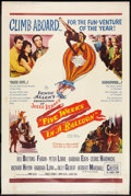 "Movie Posters:Adventure, Five Weeks in a Balloon (20th Century Fox, 1962). Posters (2) (40""X 60"") Styles Y and Z. Adventure.. ... (Total: 2 Items)"