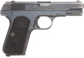 Military & Patriotic:WWI, Colt M1903 Hammerless .32 Cal. Automatic Pistol #339997....