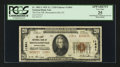 National Bank Notes:Pennsylvania, Shoemakersville, PA - $20 1929 Ty. 2 The First NB Ch. # 11841. ...