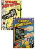 Golden Age (1938-1955):Science Fiction, Strange Adventures #22 and 140 Group (DC, 1952-62) Condition:Apparent VG+.... (Total: 2 Comic Books)