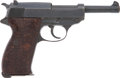 Military & Patriotic:WWII, German WWII Mauser byf 43 P 38 Pistol....