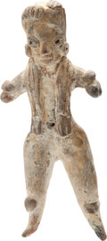 Antiques:Antiquities, Standing Female Ballplayer...