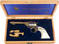 Military & Patriotic:Indian Wars, Colt Commemorative Maine Sesquicentennial 1820-1970 SAA Frontier Scout Revolver....