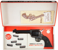 Second Generation Colt Single Action Army in the Original Box