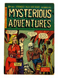 Golden Age (1938-1955):Horror, Mysterious Adventures #5 (Story Comics, 1951) Condition: VG/FN....