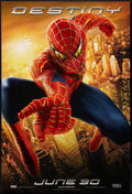 "Movie Posters:Action, Spider-Man 2 (Columbia, 2004). One Sheet (27"" X 40"") DS AdvanceDestiny Style. Action.. ..."