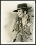 "Movie Posters:Adventure, Douglas Fairbanks in ""The Gaucho"" (United Artists, 1928). Photo (8""X 10"").. ..."