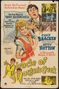"""Movie Posters:Comedy, The Miracle of Morgan's Creek (Paramount, 1944). One Sheet (27"""" X41"""") Style A. Comedy.. ..."""