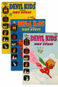 Bronze Age (1970-1979):Cartoon Character, Devil Kids Starring Hot Stuff #51-106 File Copies Group (Harvey,1970-81) Condition: NM-.... (Total: 56 Comic Books)