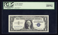 Error Notes:Mismatched Serial Numbers, Fr. 1621 $1 1957B Silver Certificate. PCGS Superb Gem New 68PPQ.. ...