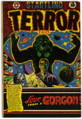Golden Age (1938-1955):Horror, Startling Terror Tales #13 (Star Publications, 1952) Condition:FN....