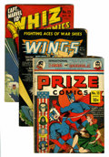 Golden Age (1938-1955):Miscellaneous, Miscellaneous Golden Age Group (Various Publishers, 1940s-50s).... (Total: 7 Comic Books)