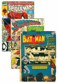 Golden Age (1938-1955):Miscellaneous, Miscellaneous Silver and Bronze Age Reading Copies Group (Various Publishers, 1950s-70s) Condition: Average FR.... (Total: 2 Box Lots)