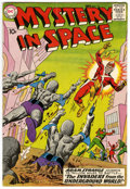 Silver Age (1956-1969):Science Fiction, Mystery in Space #54 (DC, 1959) Condition: FN....