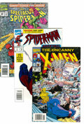 Modern Age (1980-Present):Miscellaneous, Miscellaneous Modern Age Group (Various Publishers, 1980s-90s) Condition: Average FN.... (Total: 77 Comic Books)