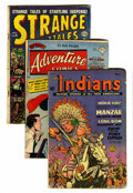 Golden Age (1938-1955):Miscellaneous, Assorted - Golden Age Comics Group (Various Publishers, 1940s-'50s) Condition: Average GD.... (Total: 35 Comic Books)