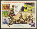 "Movie Posters:War, Heroes Die Young Lot (Allied Artists, 1960). Half Sheets (3) (22"" X28""). War.. ... (Total: 3 Items)"