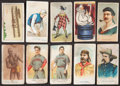 """Non-Sport Cards:Lots, 19th Century and 20th Century Baseball, Boxing and Non-Sports """"N"""" """"T"""" and """"E"""" Collection (78). ..."""