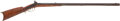 Military & Patriotic:Pre-Civil War, American Percussion Double Rifle Signed H. Gross C. 1845....
