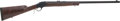 Military & Patriotic:WWII, Browning Model 1885 High Wall Falling Block Rifle....