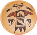 American Indian Art:Pottery, A HOPI POLYCHROME BOWL. Patty Maho. ...