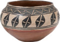 American Indian Art:Pottery, A SAN ILDEFONSO POLYCHROME JAR...