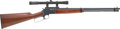 Military & Patriotic:Indian Wars, Browning Model BL-22 Lever Action Rifle With Tasco 4 x 20 Scope....