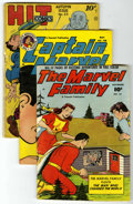 Golden Age (1938-1955):Miscellaneous, Miscellaneous Golden Age Group (Various Publishers, 1944-50) Condition: Average VG-.... (Total: 7 Comic Books)