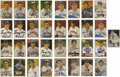 Autographs:Sports Cards, 1982 Diamond Classics Baseball Stars Signed Cards Group Lot of 33.Amazing assortment of signed cards from the '82 Diamond ...