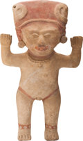 Antiques:Antiquities, Veracruz Smiling Boy...