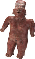 Antiques:Antiquities, Colima Standing Male Figure...