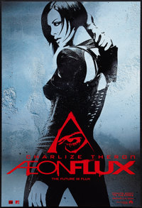 """Aeon Flux Lot (Paramount, 2005). One Sheets (2) (27"""" X 41""""). Action. ... (Total: 2 Items)"""