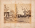 Military & Patriotic:Civil War, Very Likely the Most Important Civil War Marine Corps Photograph Extant....