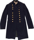 Military & Patriotic:Indian Wars, Rhode Island Officer's Frock Coat C. 1875....