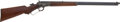 Military & Patriotic:WWI, Marlin High Grade Model 39 Lever Action Rifle....