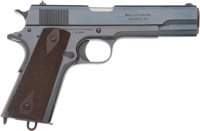 """Colt Commercial M1911 """"Government"""" Model .45 Cal. Automatic #C93388 Mfg. 1917"""