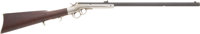 Wesson Two Trigger Military Style Carbine in Scarce Cal. .38 RF # 8803