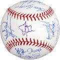 Autographs:Baseballs, 2006 St. Louis Cardinals Team Signed Baseball....
