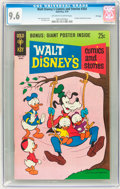 Bronze Age (1970-1979):Cartoon Character, Walt Disney's Comics and Stories #354 File Copy (Gold Key, 1970)CGC NM+ 9.6 Off-white to white pages....