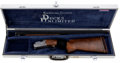 "Military & Patriotic:WWII, Exquisite Beretta Model 682L ""Special Skeet"" Over/ Under Shotgun in Fitted Case...."