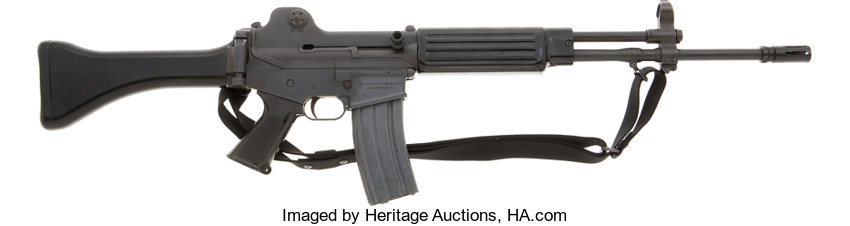 Daewoo K1A1 Max II Rifle.... Military & Patriotic WWII | Lot #52634