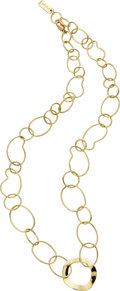 Estate Jewelry:Necklaces, Gold Necklace, Ippolita. ...