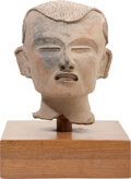Antiques:Antiquities, Head of Xipe... (Total: 2 Items)