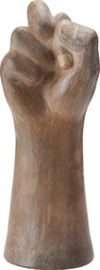 Antiques:Antiquities, Moche Image of a Clenched Fist...