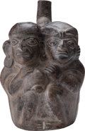 Antiques:Antiquities, Moche Embracing Couple...