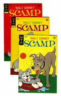 Bronze Age (1970-1979):Cartoon Character, Scamp File Copies Group (Gold Key, 1968-79) Condition: AverageNM-.... (Total: 35 Comic Books)