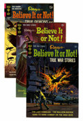 Silver Age (1956-1969):Horror, Ripley's Believe It Or Not! File Copies Group (Gold Key, 1967-80)Condition: Average VF+.... (Total: 61 Comic Books)