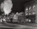 Photographs:20th Century, O. WINSTON LINK (American, 1914-2001). Main Line on Main Street,Northfork, West Virginia, 1958. Gelatin silver, 1984. P...