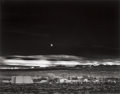 Photographs, ANSEL EASTON ADAMS (American, 1902-1984). Moonrise, Hernandez, New Mexico, 1941. Gelatin silver, 1978. 15-1/8 x 19-1/8 i...