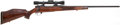 Military & Patriotic:WWII, Weatherby Mark V Bolt-Action Rifle With 2X to 7X Weatherby Variable Scope....